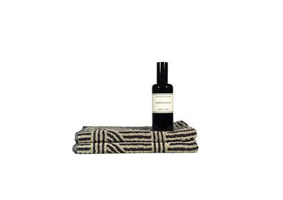 Aroma Therapy 1.0: Raumspray & Gästetücher