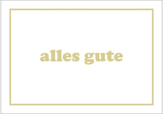 Karte A (mit pers.Text)