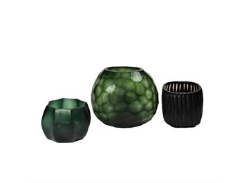 Vasen & Teelichter